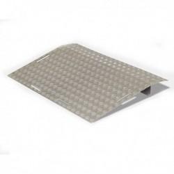 Plaque de liaison en alu 400 kg (moyen modèle)