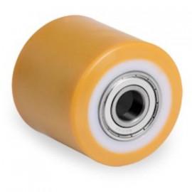 Galet bandage polyuréthane - lavage fréquent