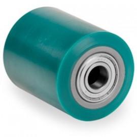Galet bandage polyuréthane GREEN-SOFT® - obstacle et silence
