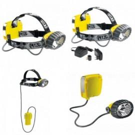 Batterie rechargeable pour lampe frontale